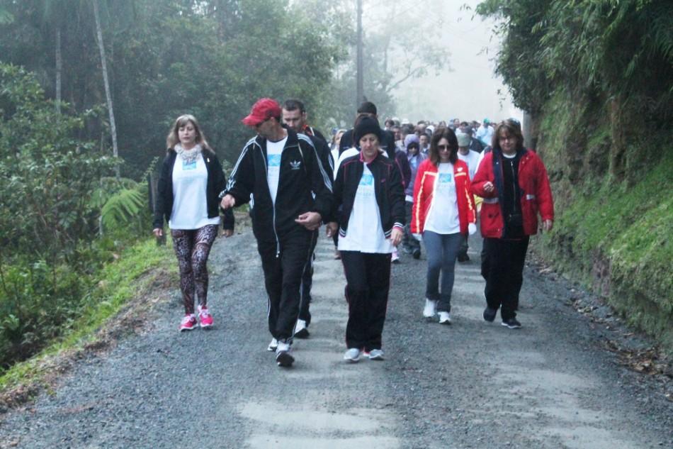 Inscrições para Caminhada das Nascentes seguem abertas