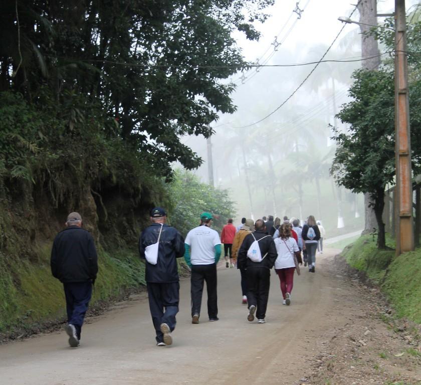 Caminhada das Nascentes e Torneio de Canastra são os destaques do fim de semana
