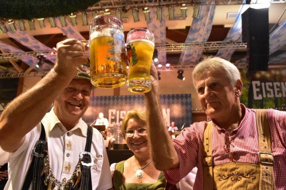 Visitantes estão consumindo mais durante Sommerfest