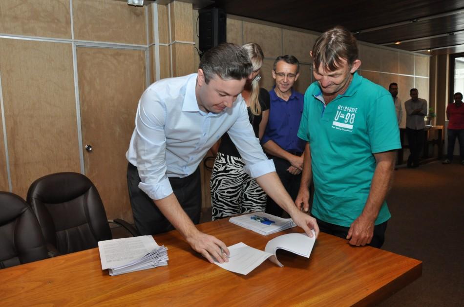 Agricultura familiar levará merenda às unidades escolares do município
