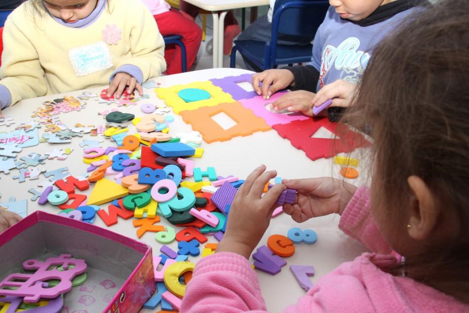 Centros de Educação Infantil iniciam Atendimento Recreativo