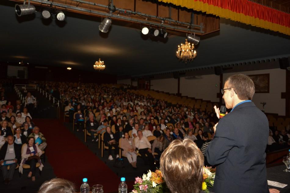1º Fórum Regional de Envelhecimento Ativo reúne cerca de 950 pessoas