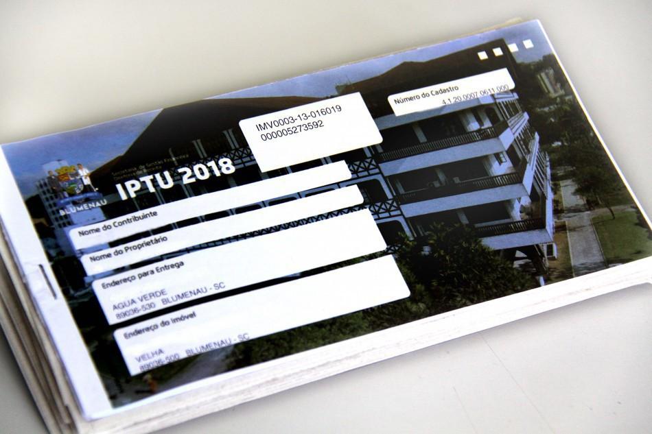 Pagamento do IPTU de 2018 rende mais de R$ 39 milhões à Prefeitura