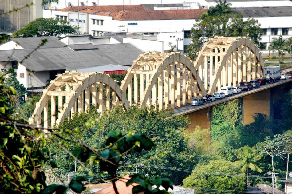 Ponte dos Arcos será fechada para revitalização neste fim de semana
