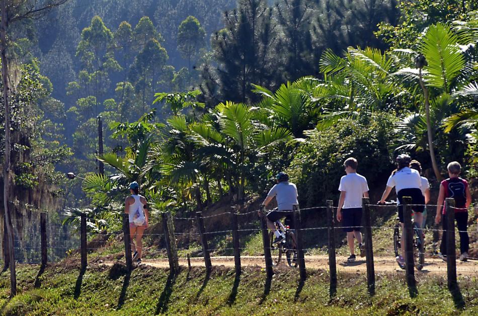 Caminhada da Vila Itoupava oferecerá diversas atrações à comunidade