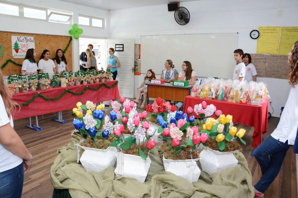 O Que Mais Vende Em Artesanato ~ Aulas de empreendedorismo estimulam alunos da Rede Municipal Prefeitura de Blumenau