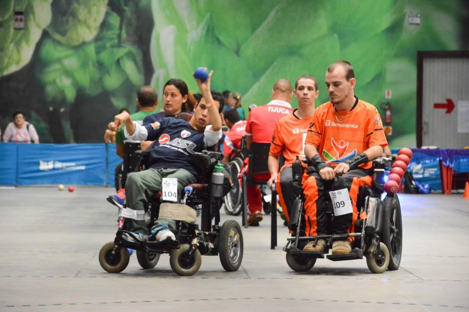 Blumenau recebe Regional Sul de Bocha Paralímpica nesta sexta-feira