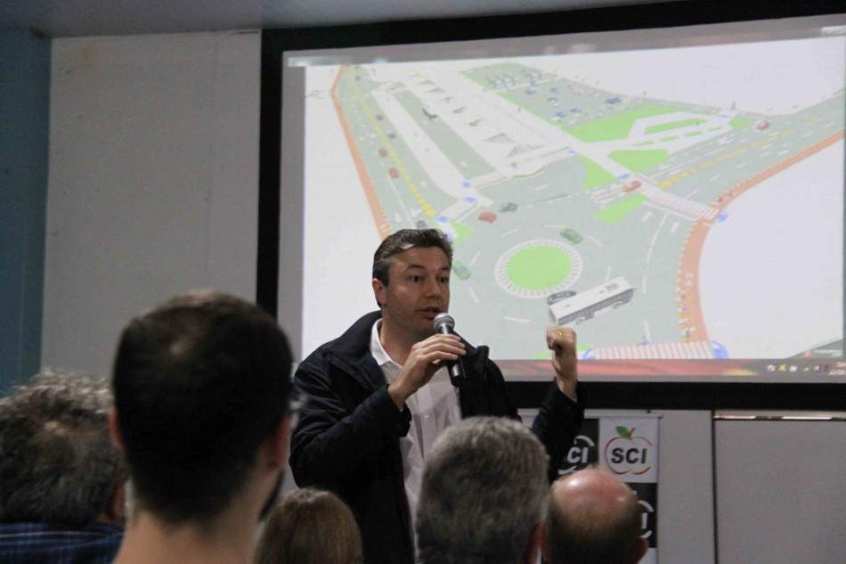 Prefeitura assina Ordem de Serviço para construção do Terminal das Itoupavas