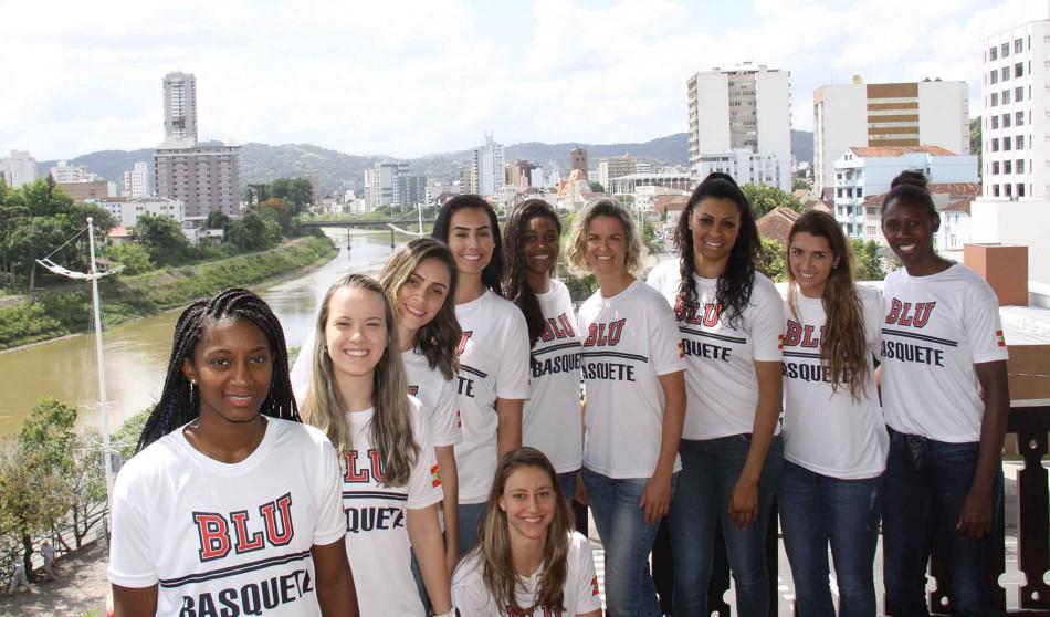 Basquete feminino pronto para a disputa da Liga Nacional