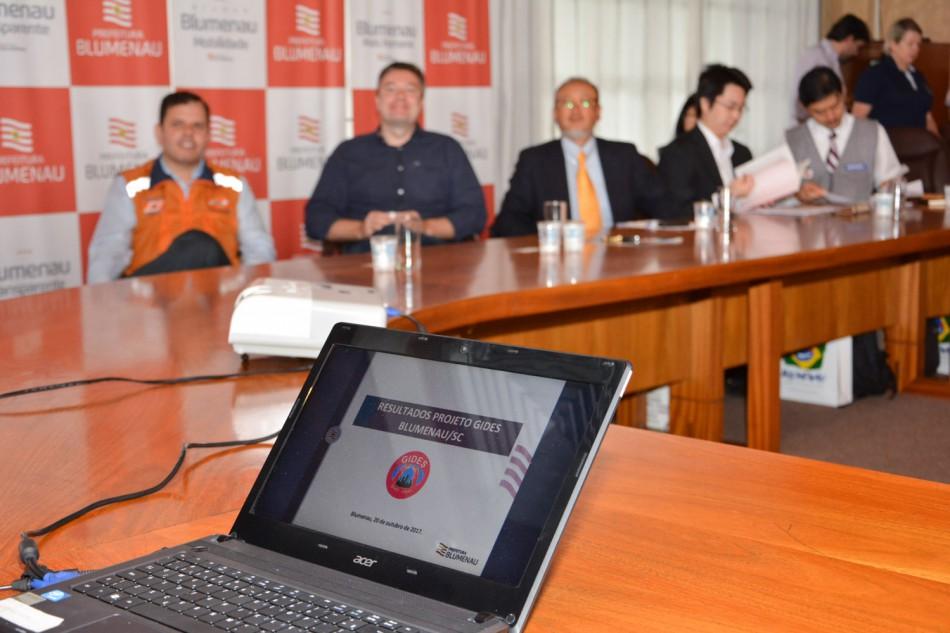 Projeto Gides apresenta os resultados em evento na Prefeitura