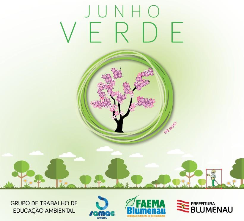 Atividades do Primeiro Junho verde iniciam nesta segunda-feira