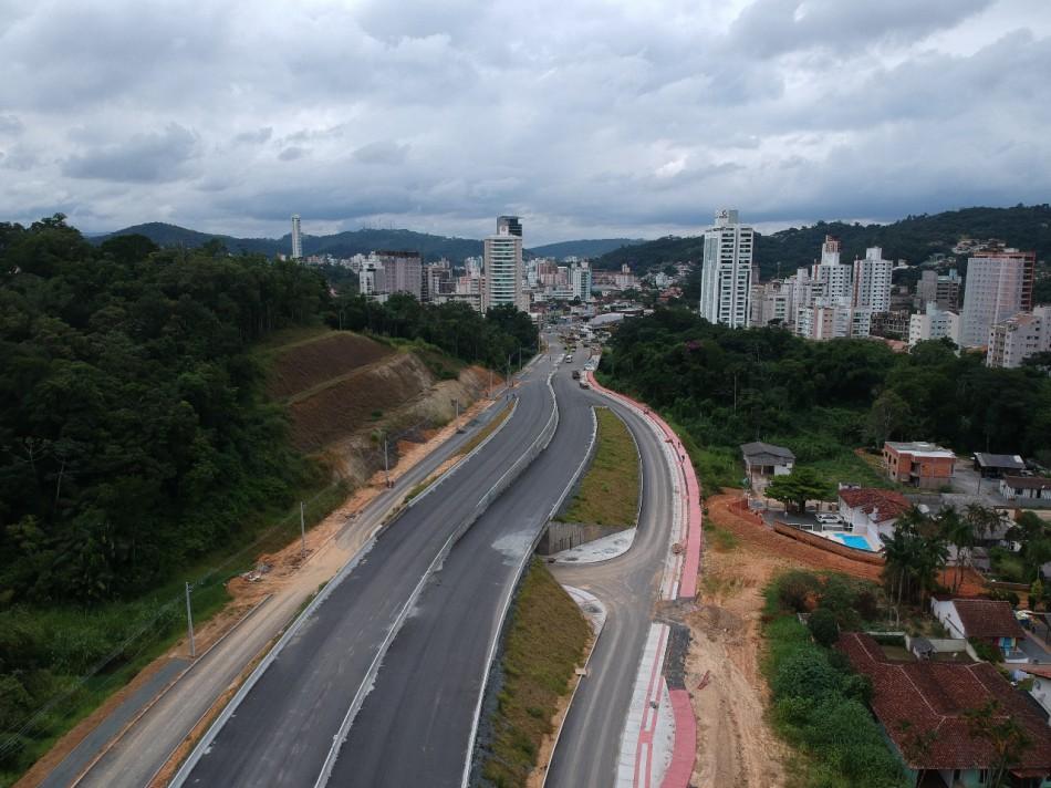 Rota de Lazer apresenta prolongamento da Rua Humberto de Campos