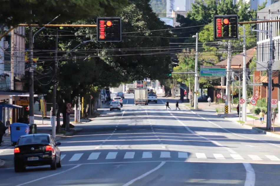Seplan reorganiza Rua 7 de Setembro e via ganhará ciclovia e mais um trecho de corredor de ônibus