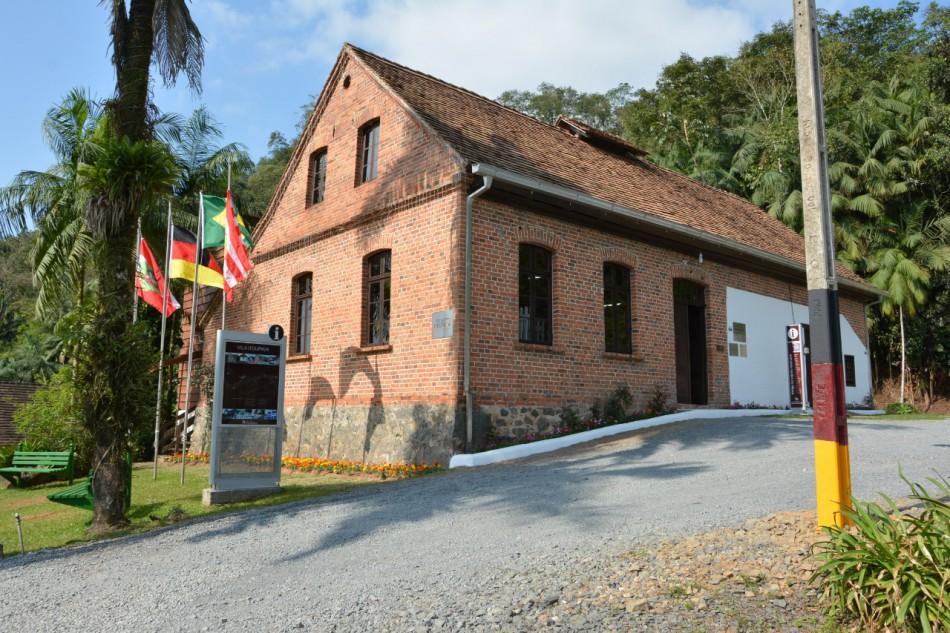 Centro Turístico e Cultural passa a ser gerido pela Intendência da Vila Itoupava