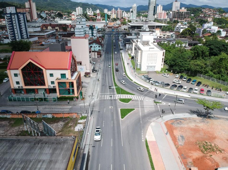 Trânsito da Humberto de Campos tem nova alteração a partir de segunda