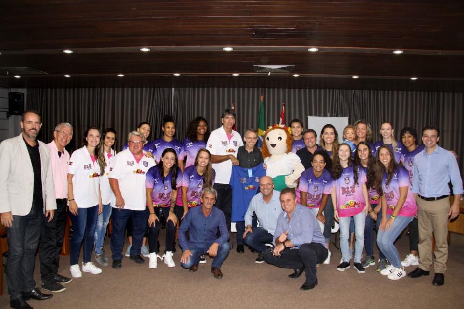 Apresentado o elenco que disputará a Liga de Basquete Feminino 2019