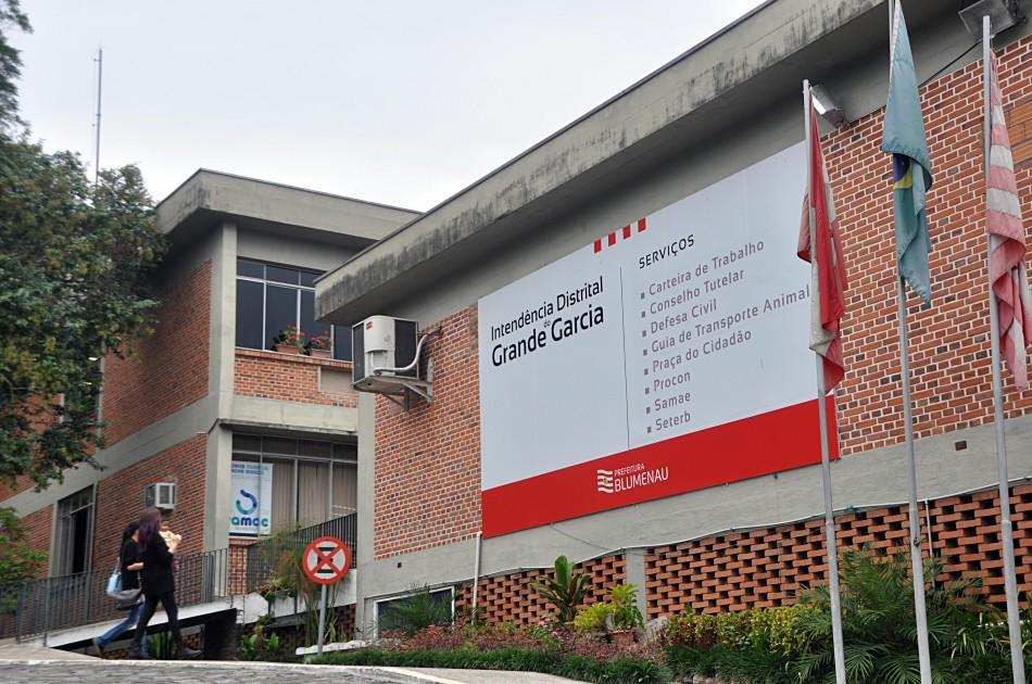 Prefeitura será transferida para o Distrito do Garcia nesta sexta-feira
