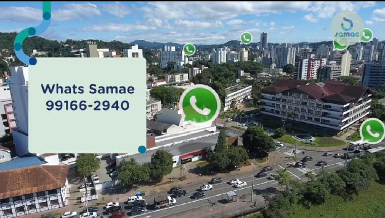 Samae beneficia população com atendimento via WhatsApp