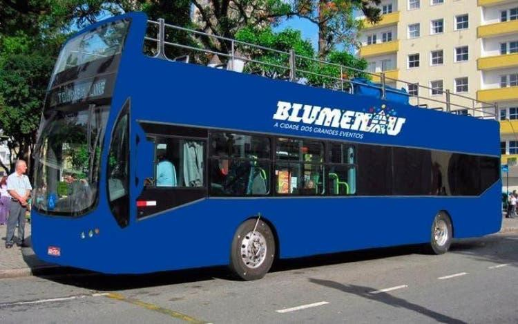 Secretaria de Turismo lança edital para criação de City Tour panorâmico em Blumenau