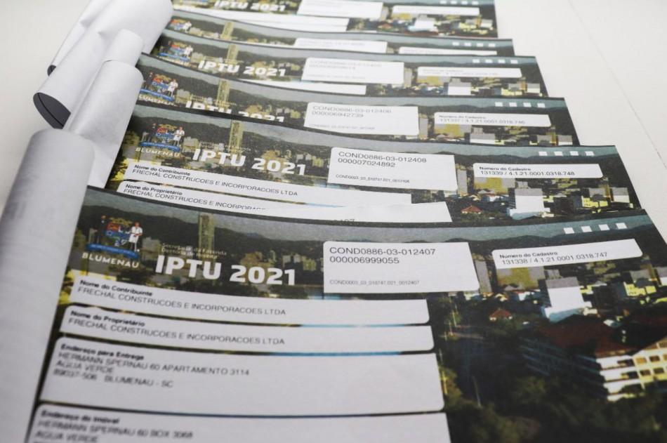 Começa hoje prazo para contribuintes indicarem imóvel para desconto no IPTU