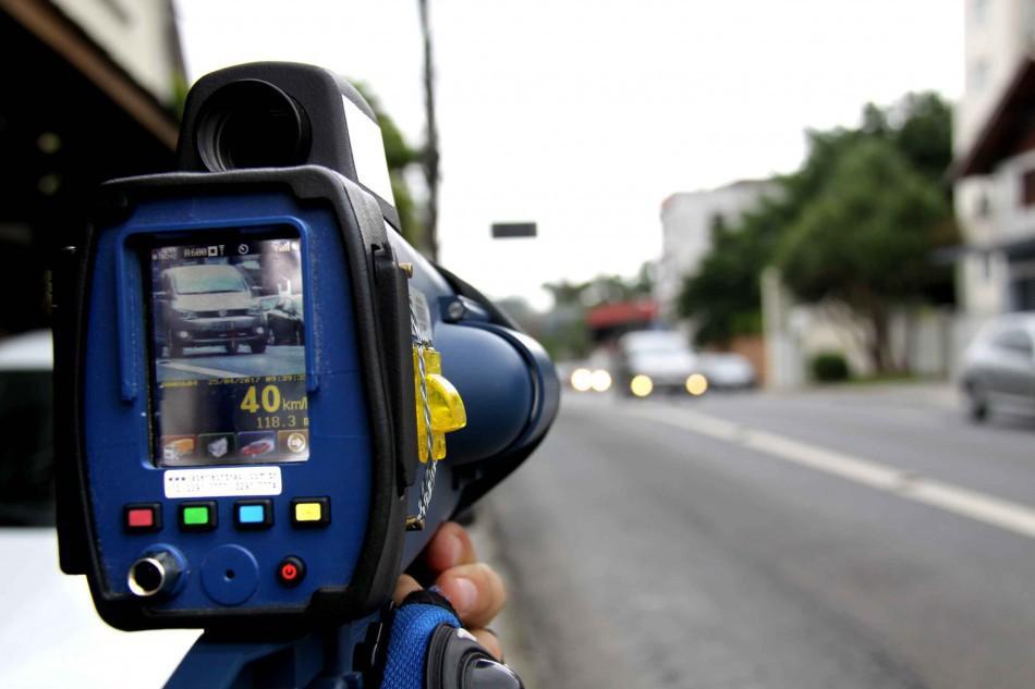 Vias que poderão ser fiscalizadas com os radares nos próximos dias