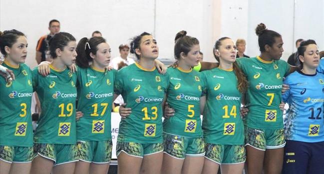 c3182b4934 Atletas do Handebol de Blumenau disputam último jogo no Mundial ...
