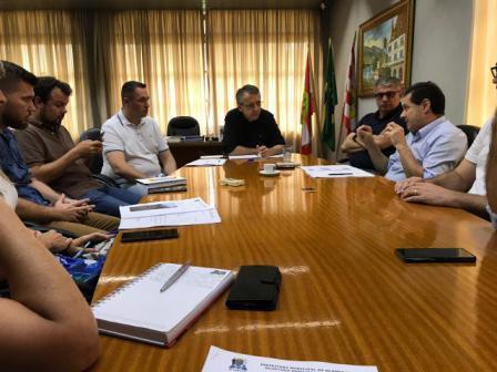 Prefeitura faz novo balanço dos prejuízos causados pelo temporal desta quinta-feira, dia 17