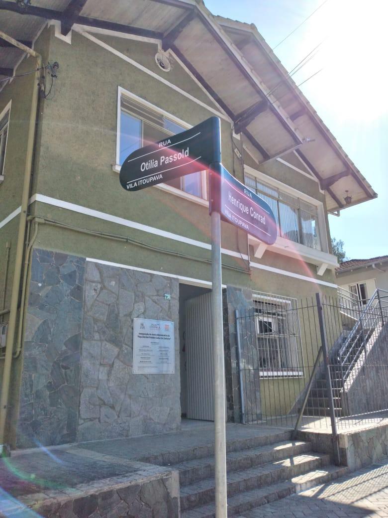 Unidade comercial do Samae na Vila Itoupava atende em novo endereço