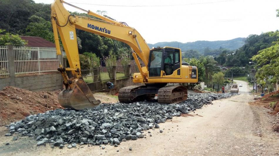 cb9da898350 Prefeitura se reúne com comunidade para acompanhar obras ...
