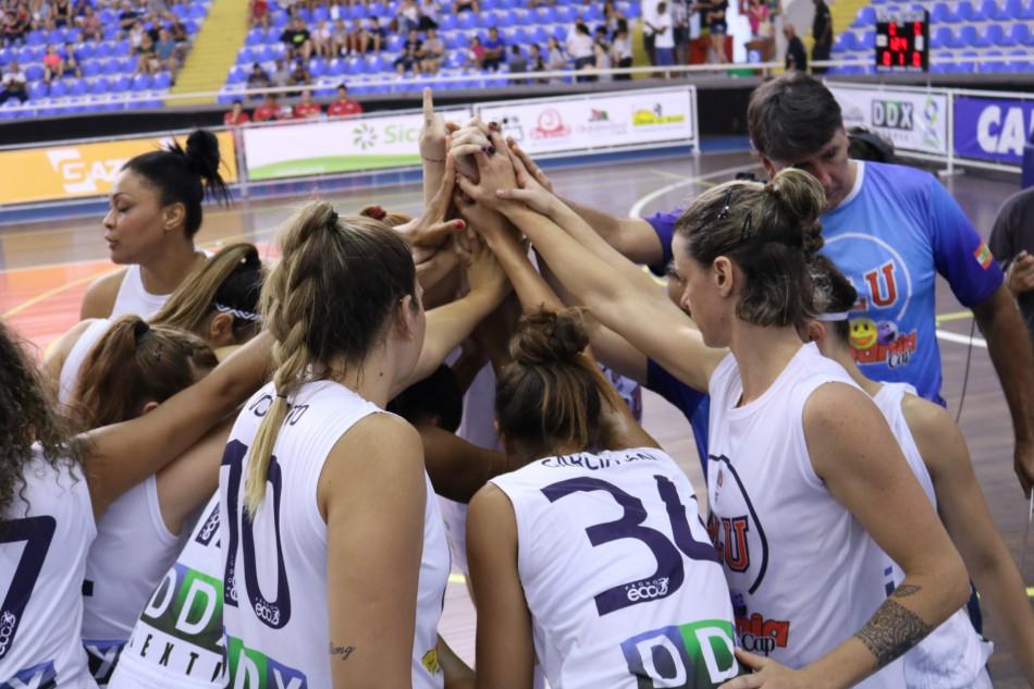 22b8d0549d A equipe do Vasto Verde FMD tem três jogos seguidos em casa para buscar a  recuperação na Liga de Basquete Feminino (LBF). O primeiro deles ocorrerá  nesta ...