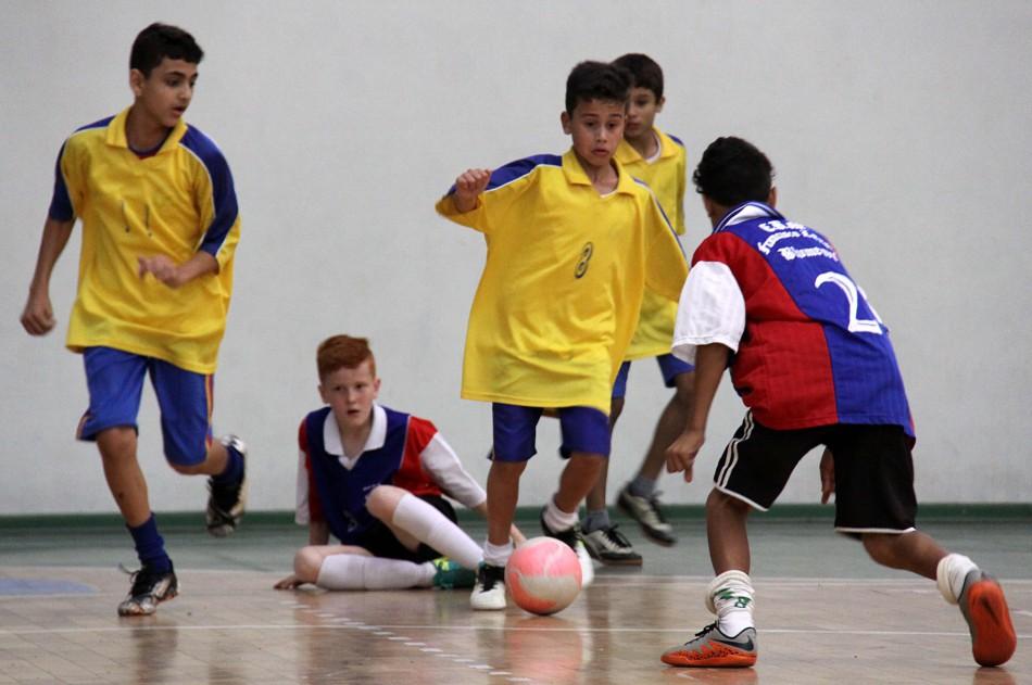 Jogos Escolares de Futsal começam na próxima terça-feira