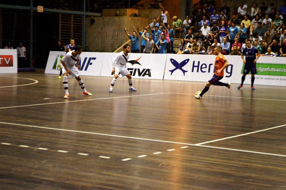 9490142c2fae2 Futsal de Blumenau enfrenta Copagril pela Liga Nacional - Prefeitura ...