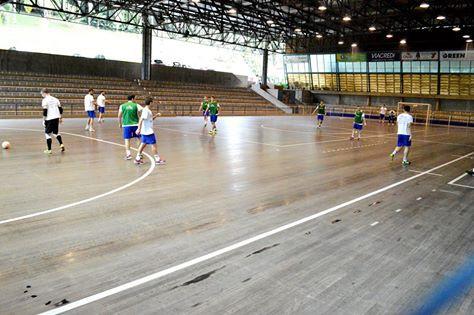 902a689ec8 A equipe de futsal adulto de Blumenau (Adhering FMD) entra em quadra nesta  quarta-feira