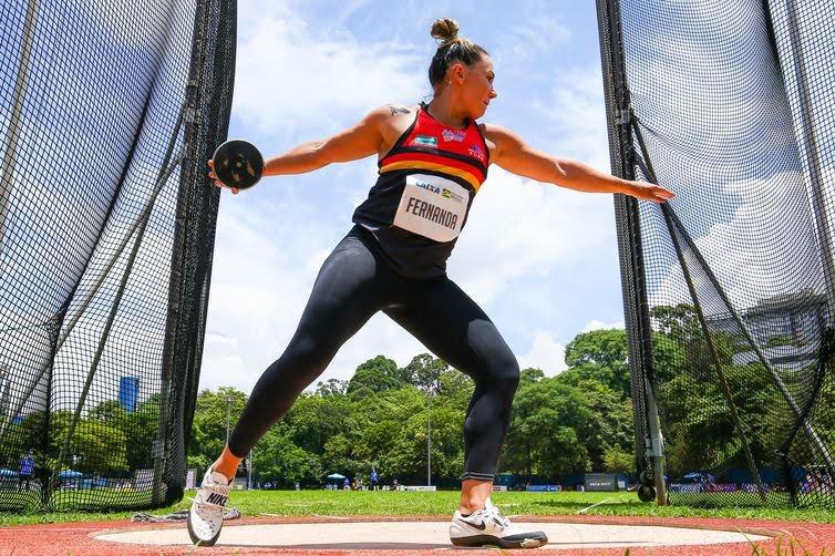 Blumenau terá mais uma atleta nos Jogos Olímpicos de Tóquio