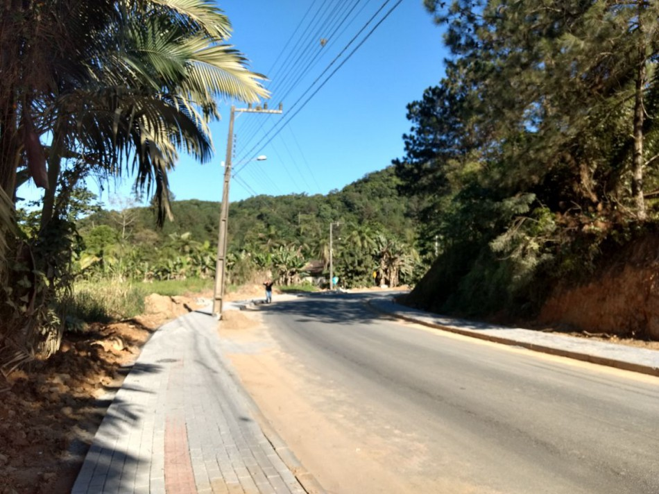 Obras na Rua Braço do Sul devem ser concluídas em até 30 dias