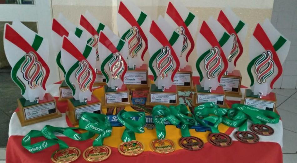Blumenau conquista resultados expressivos no Parajasc