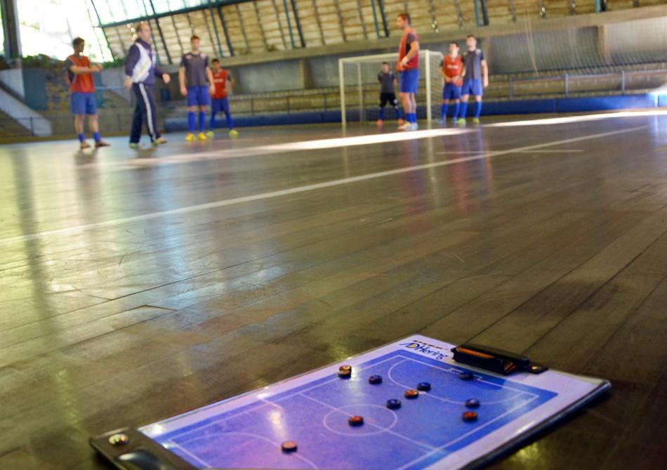 b359d782db Futsal de Blumenau estreia na Liga Nacional em São Paulo ...