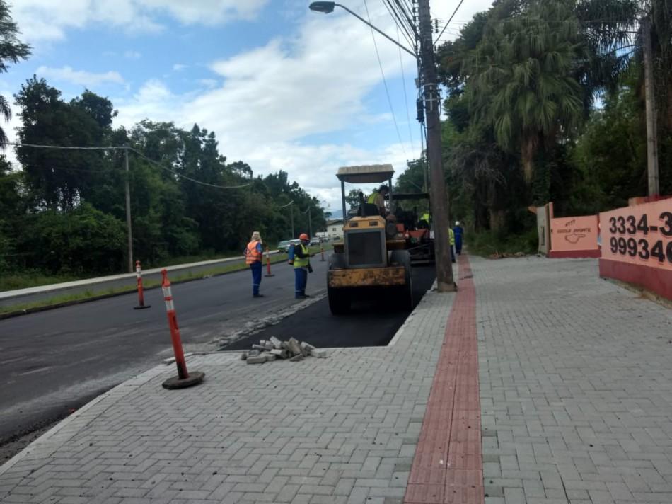 Obras municipais retomam a partir desta quarta-feira