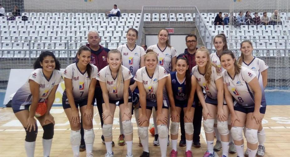 942b64b09e Atletas de Blumenau disputam Jogos Universitários Catarinenses ...