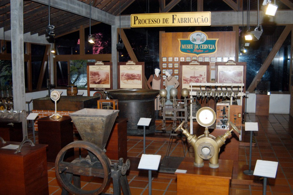 Visitação no Museu da Cerveja aumenta 19% em outubro