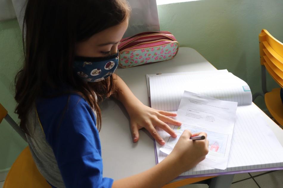 Saiba como será a volta às aulas para mais de 37 mil estudantes da Rede Municipal de Ensino de Blumenau