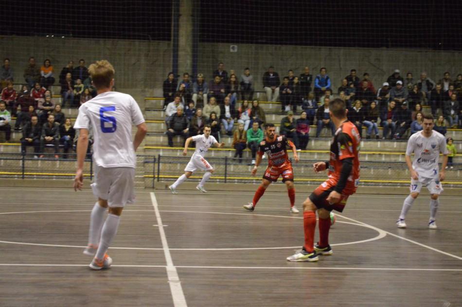 Futsal vence a segunda consecutiva no Campeonato Estadual ... 07749072e5878