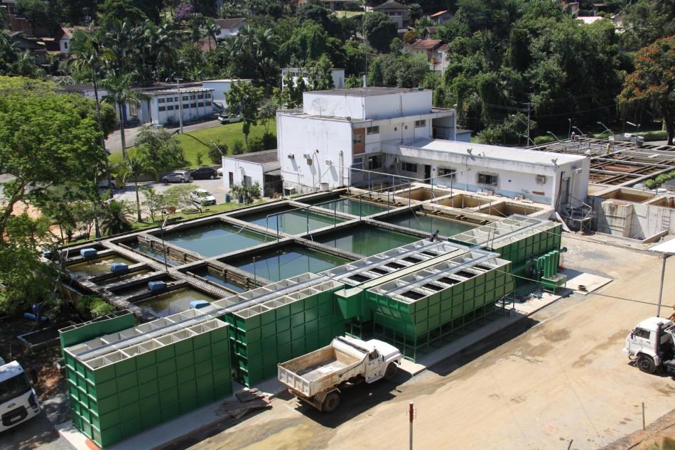 7dbac0877 O Samae realizará nesta terça-feira, dia 30, uma manutenção emergencial na  Estação de Tratamento de Água (ETA) 2, localizada na Rua Bahia.