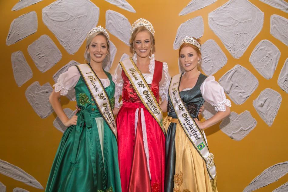 Abertas inscrições para o Concurso Realeza da 37ª Oktoberfest