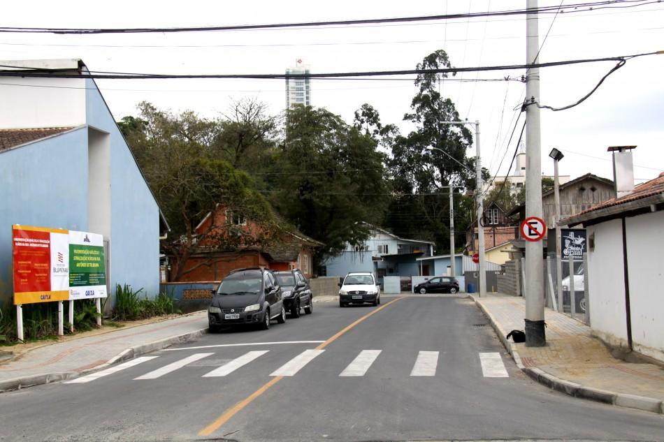 Obras de infraestrutura são concluídas na região da Velha