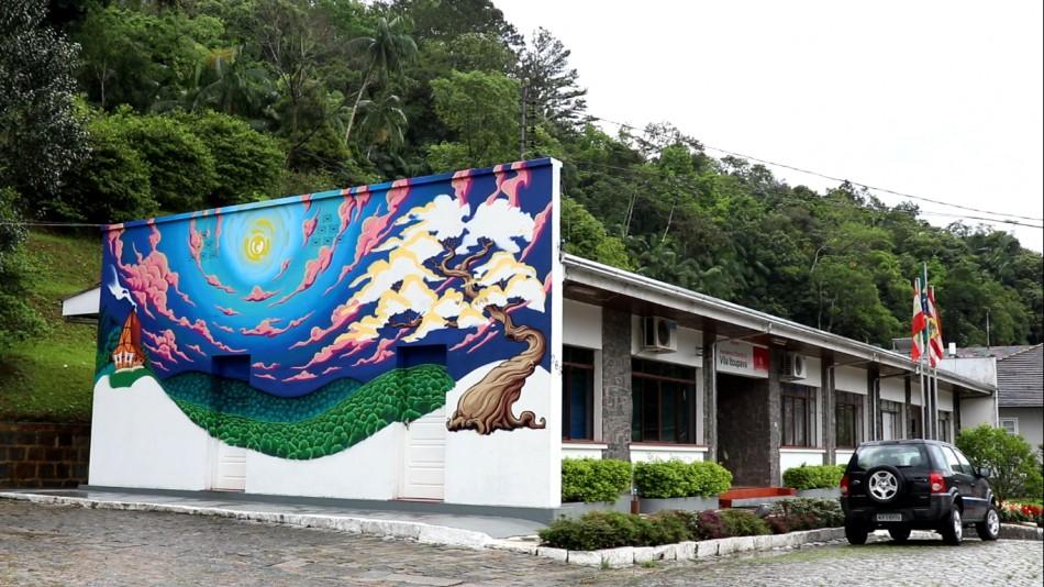 Sede da Intendência Distrital da Vila Itoupava é reestruturada com diversas melhorias