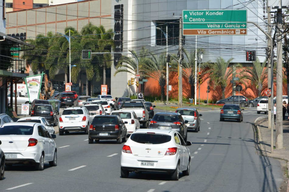 Semana Nacional do Trânsito tem programação especial em Blumenau